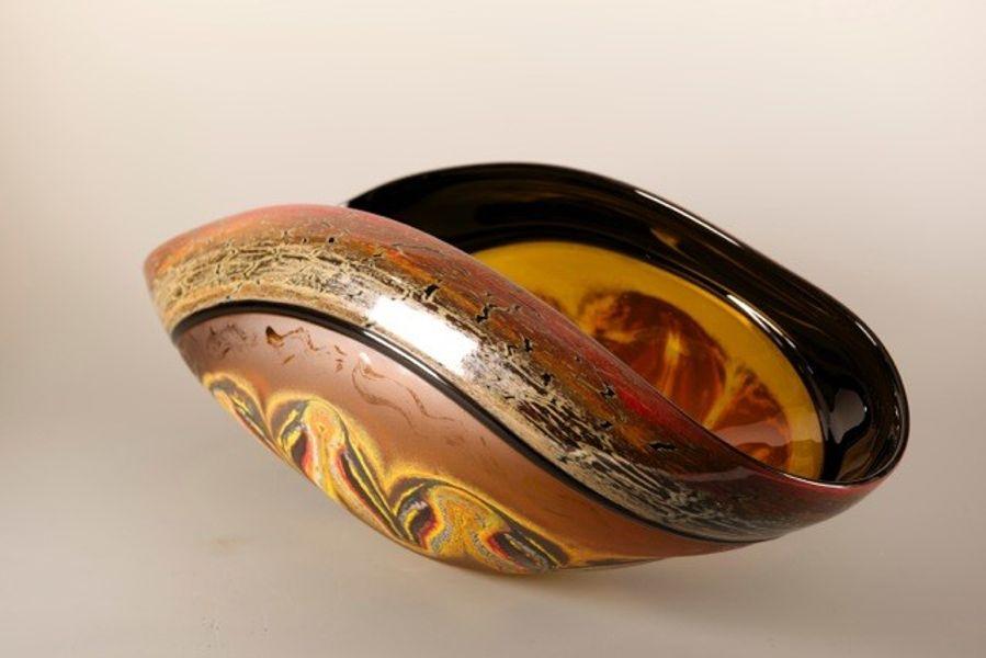 Jupiter Vessel, Amber