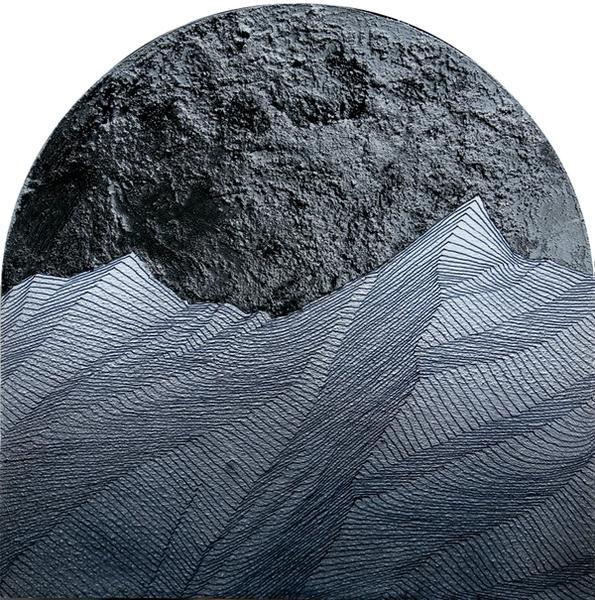 Moondust Range, Black