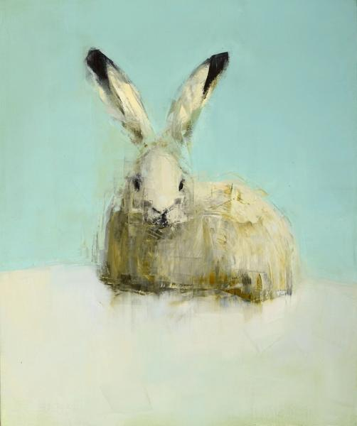 White Rabbit (Blue Sky)