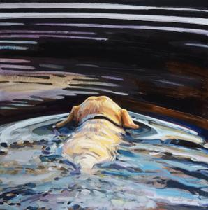 She Loved to Swim