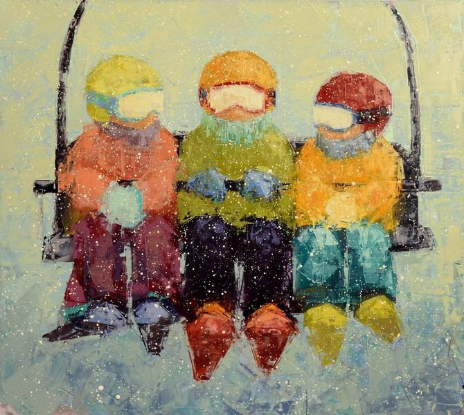 Chairlift 8