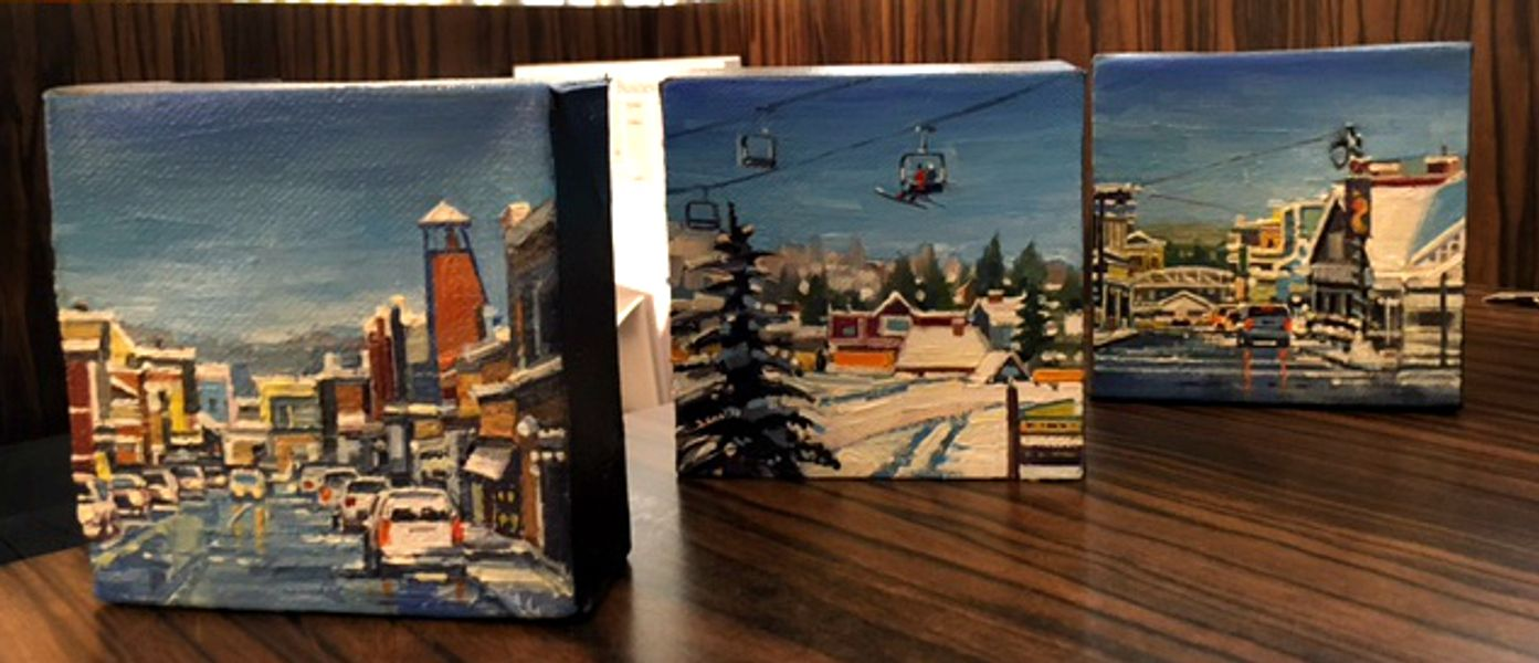 Park City Minis, Individually Sold