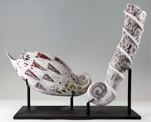 Jylian Gustlin + Jared Davis Glass, New Works