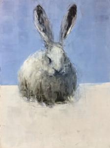 Rabbit #1 (Periwinkle)