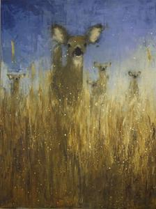 Doe (Golden Field) 2