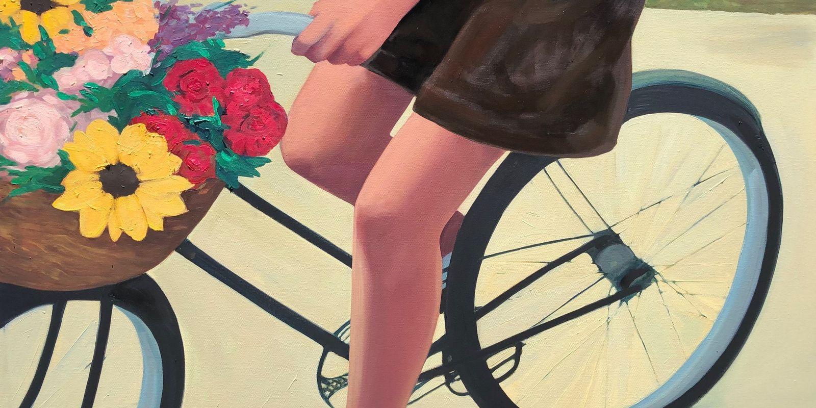 Wildflowers: T.S. Harris – Wildflower Basket