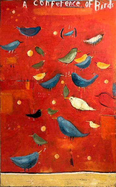 A Conference of Birds