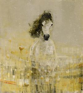 White Horse (Winter Field)
