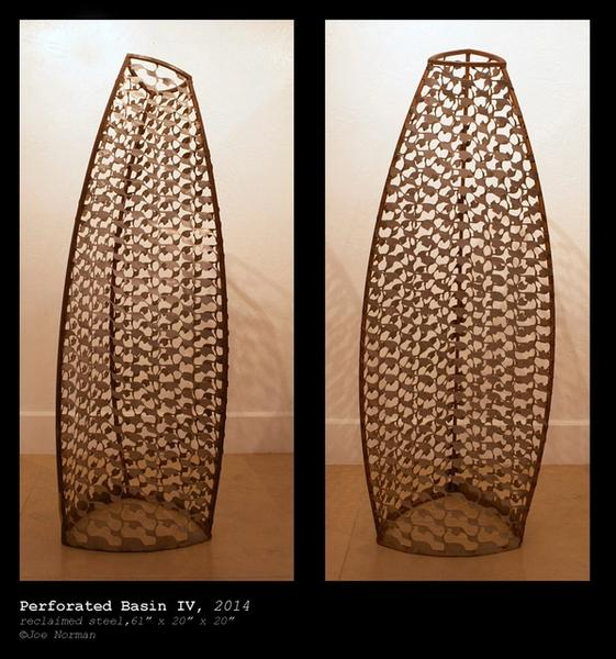 Perforated Basin 4