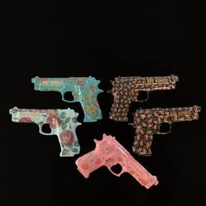 Bad Hombre Pistols, each