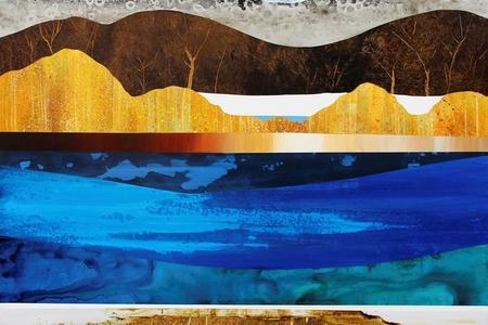 """""""Mountain Glow"""" - Sarah Winkler"""
