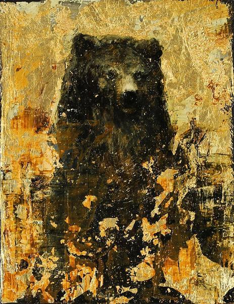 Jeweled Bear I