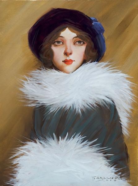 Mademoiselle Vaughn