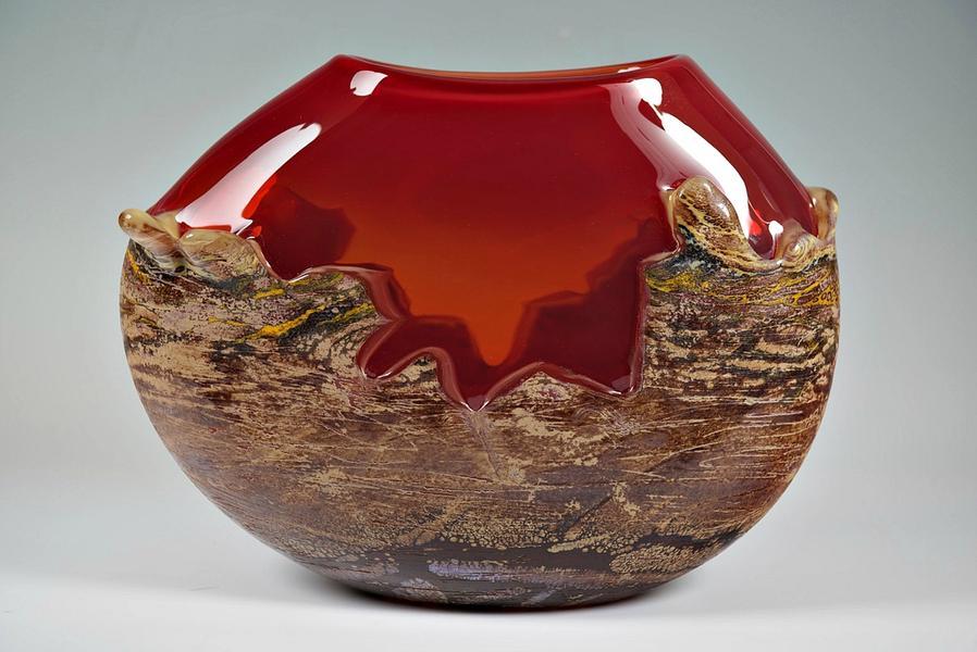 Desert Vista, Red
