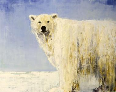 Polar Bear (Pale Blue Yonder)
