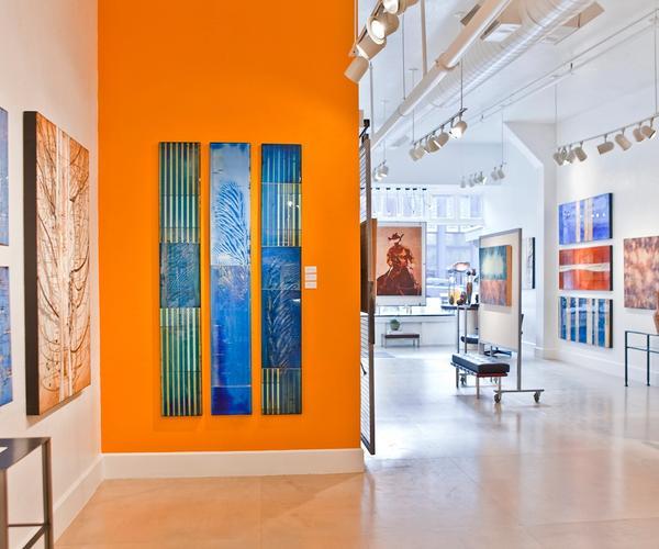 "Park Record ""Gallery MAR Celebrates New Location"