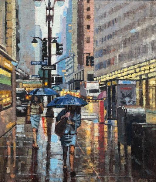 City Shower