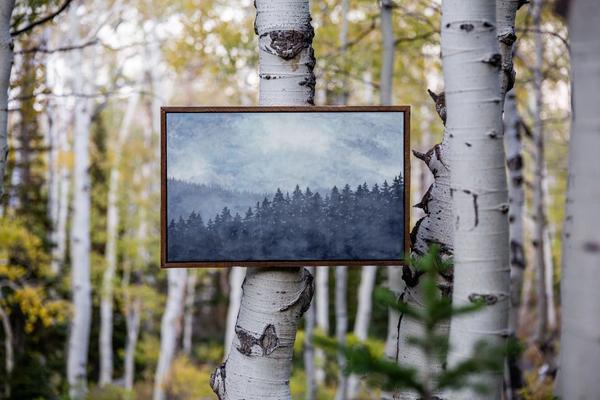 "Bridgette Meinhold – ""Among the Trees"""