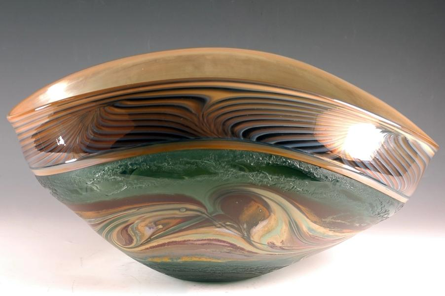 Jupiter Vessel, Seagreen