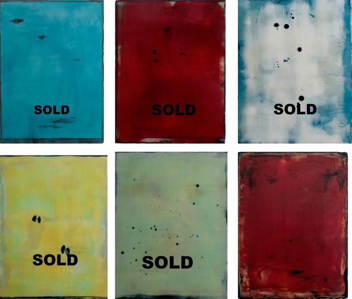 Selected Small Works, 2015