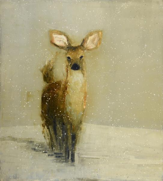 Doe (Winter Field)