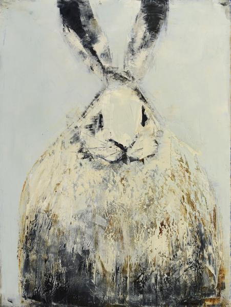Arctic Hare No. 1