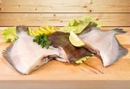 <p>Камбала-лиманда свежемороженая из Баренцева моря. Потрошёная, без головы.</p>