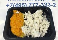 <p>Сайда под майонезом с рисом. Приготовлена и заморожена. Перед употреблением необходимо разогреть в микроволновой печи 2-3 мин. Состав: Филе сайды, рис, морковь, лук, майонез, масло растительное, соль, перец черный молотый. Условия хранения 90 суток при t -18°.</p>