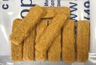 <p>Палочки рыбные из тресковых пород в панировке, полуфабрикат, замороженные. Вес одной палочки 30 грамм. Продается поштучно и на вес.</p>