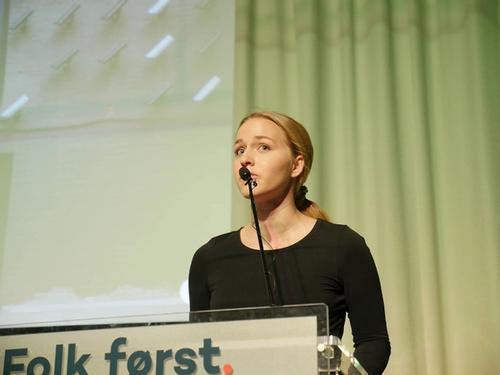 Ane Breivik, leder for programkomitéen
