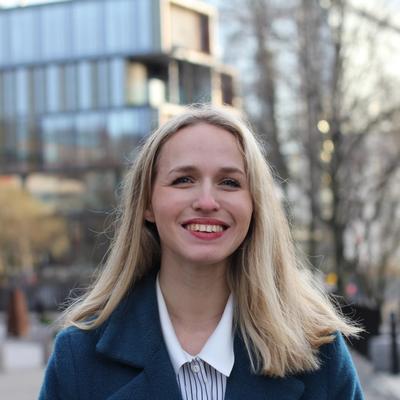Portrett av Ane Breivik