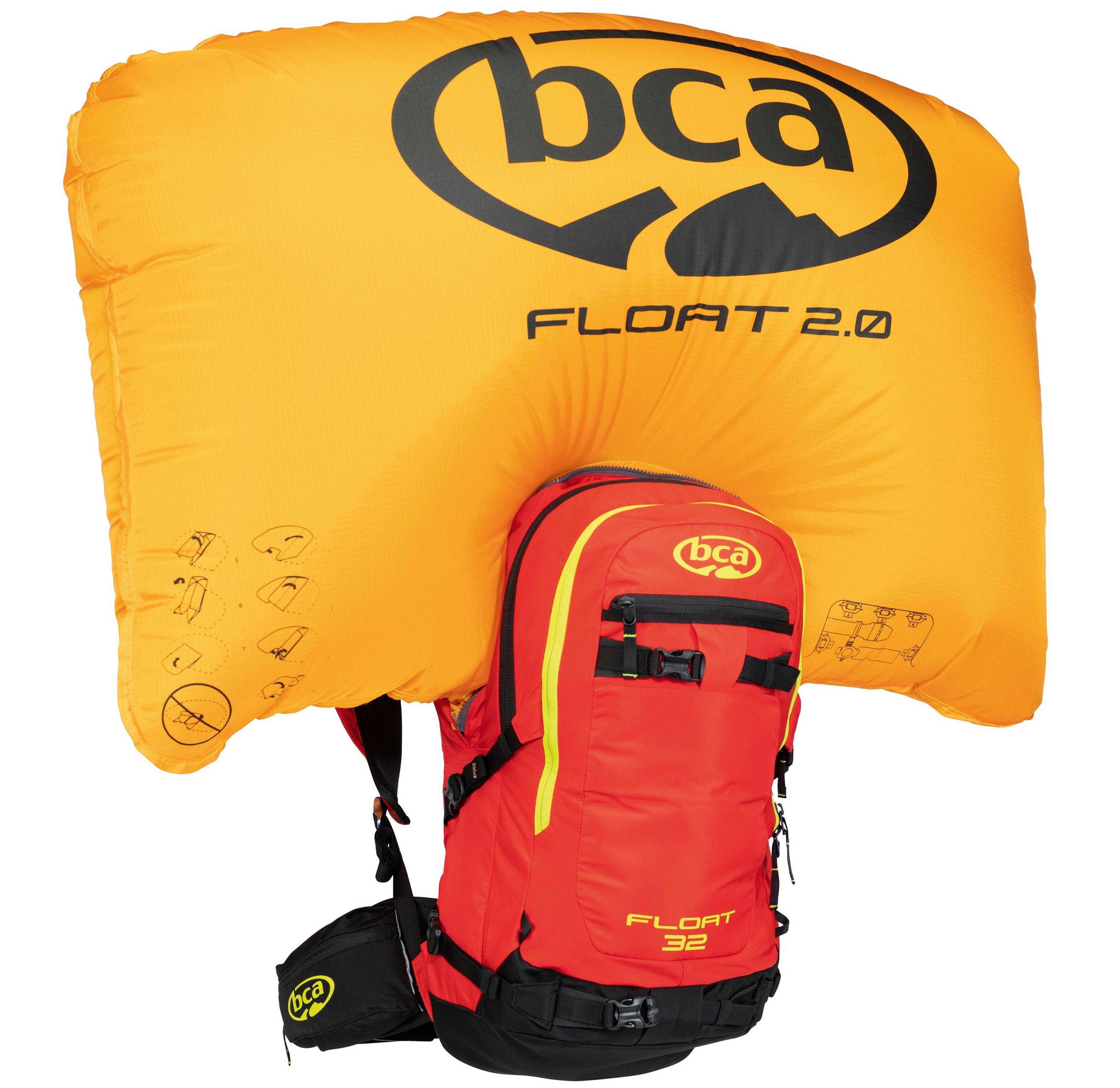 BCA avalanche airbag