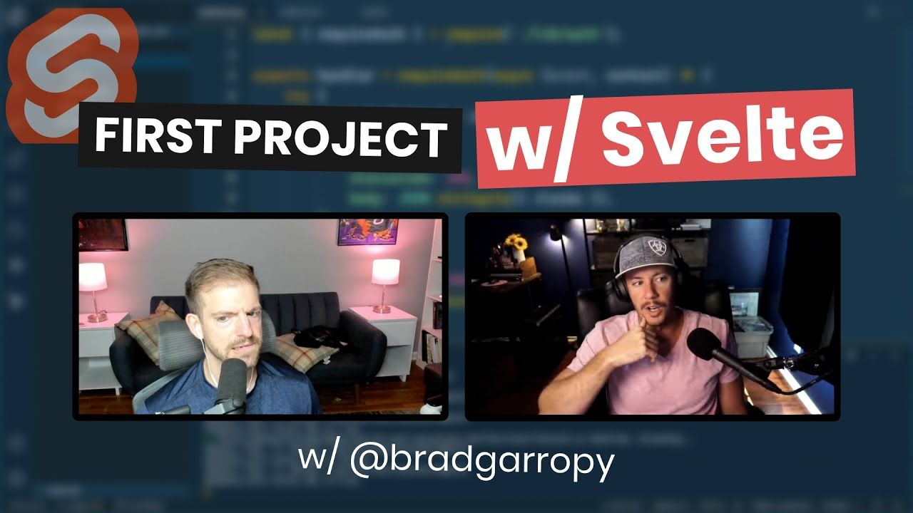 Side Projects with Brad Garropy