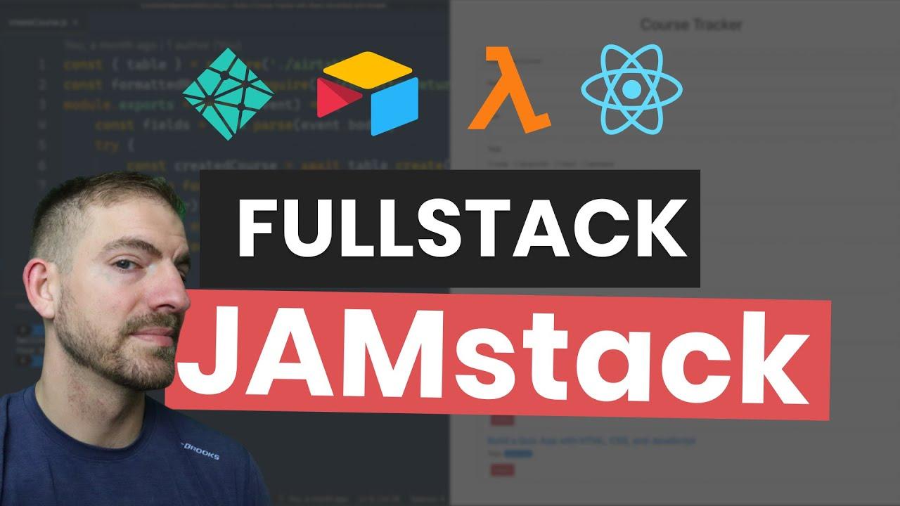 Fullstack JAMstack