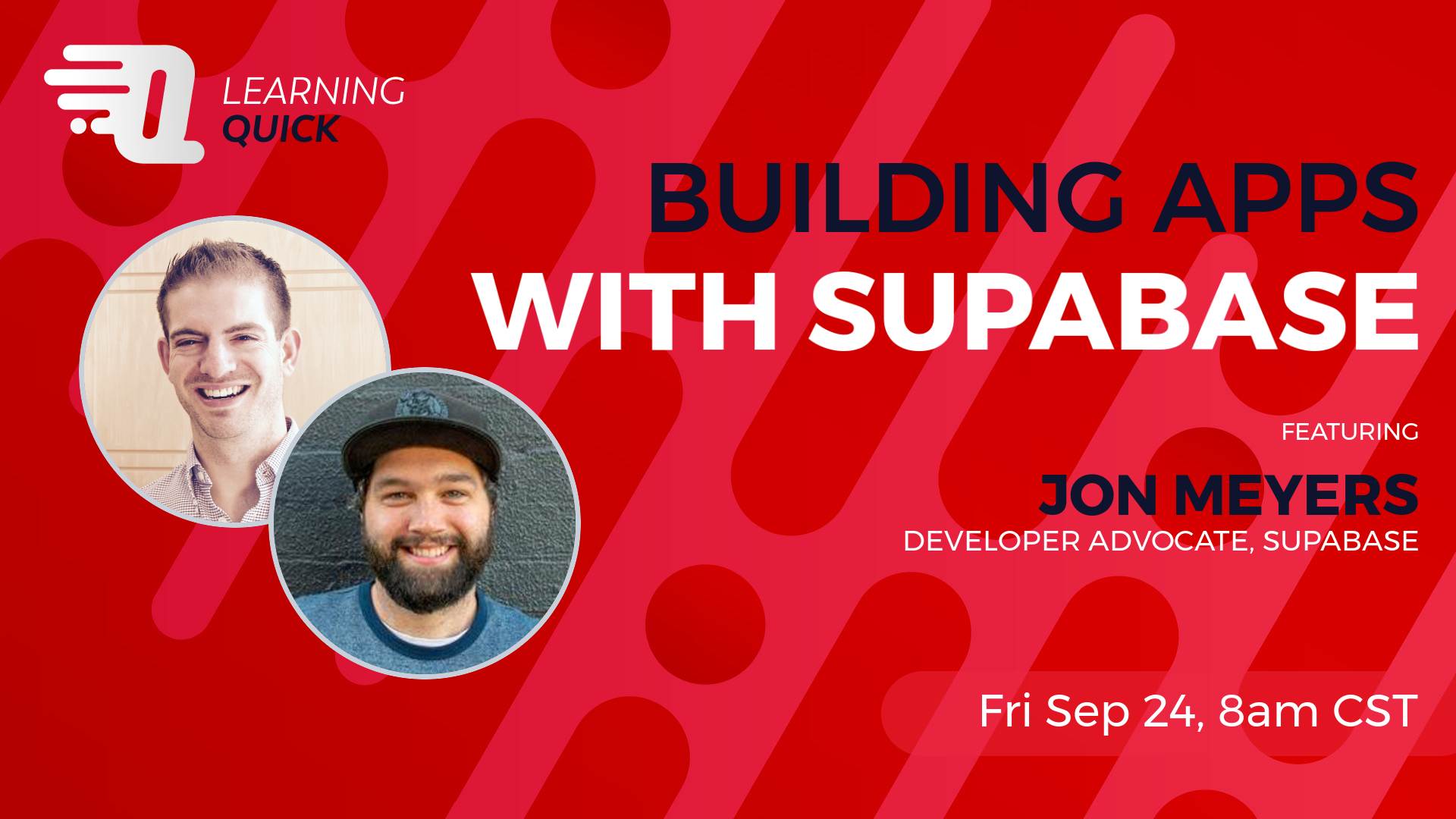 Building Apps With Supabase with Jon meyers