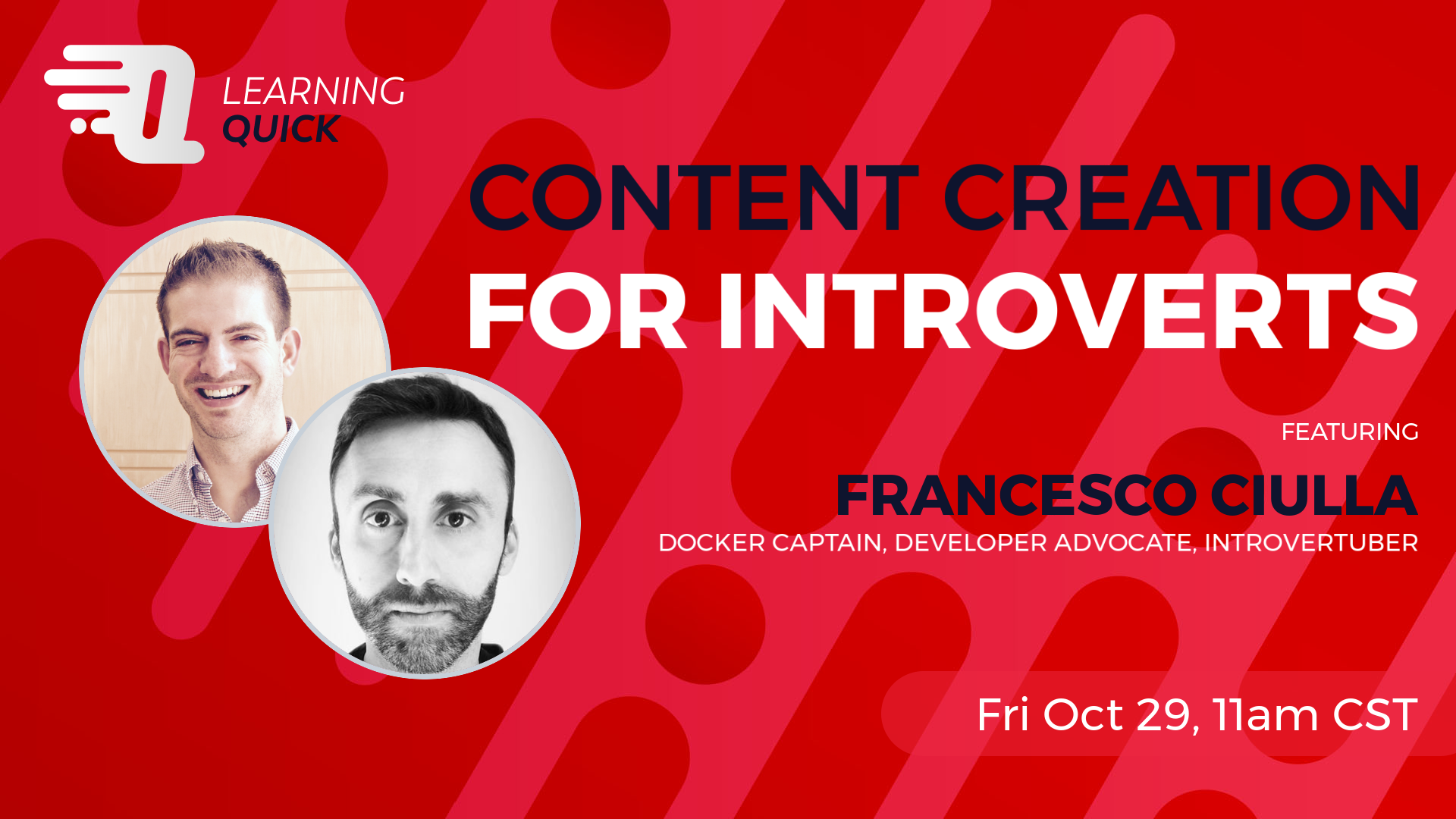 Content Creation for Introverts with Francesco Ciulla