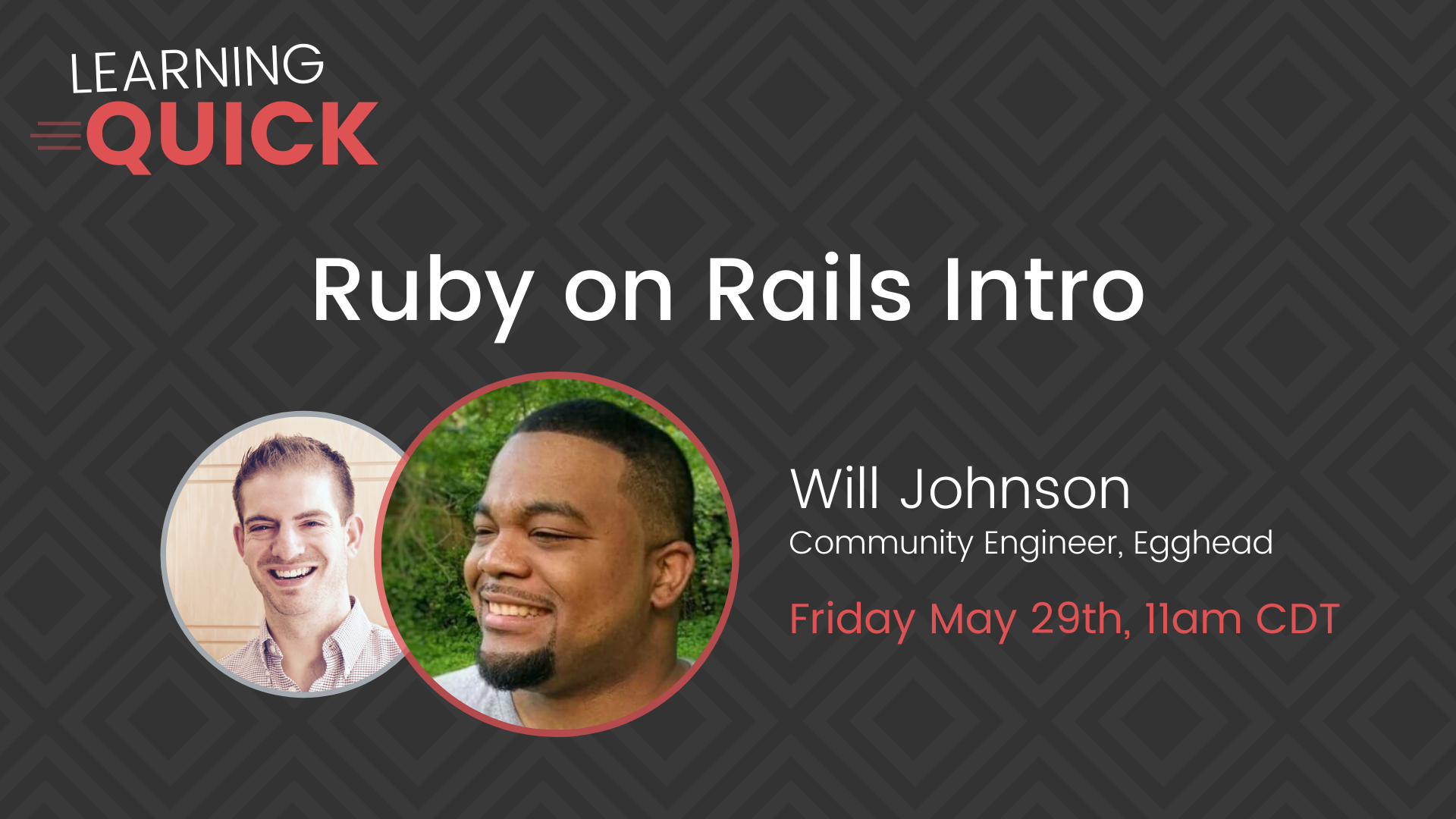 Ruby on Rails with Will Johnson