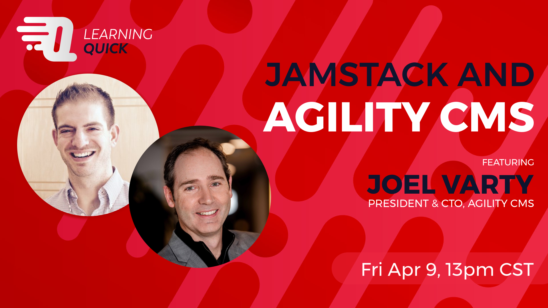 Jamstack and Agility CMS with Joel Varty
