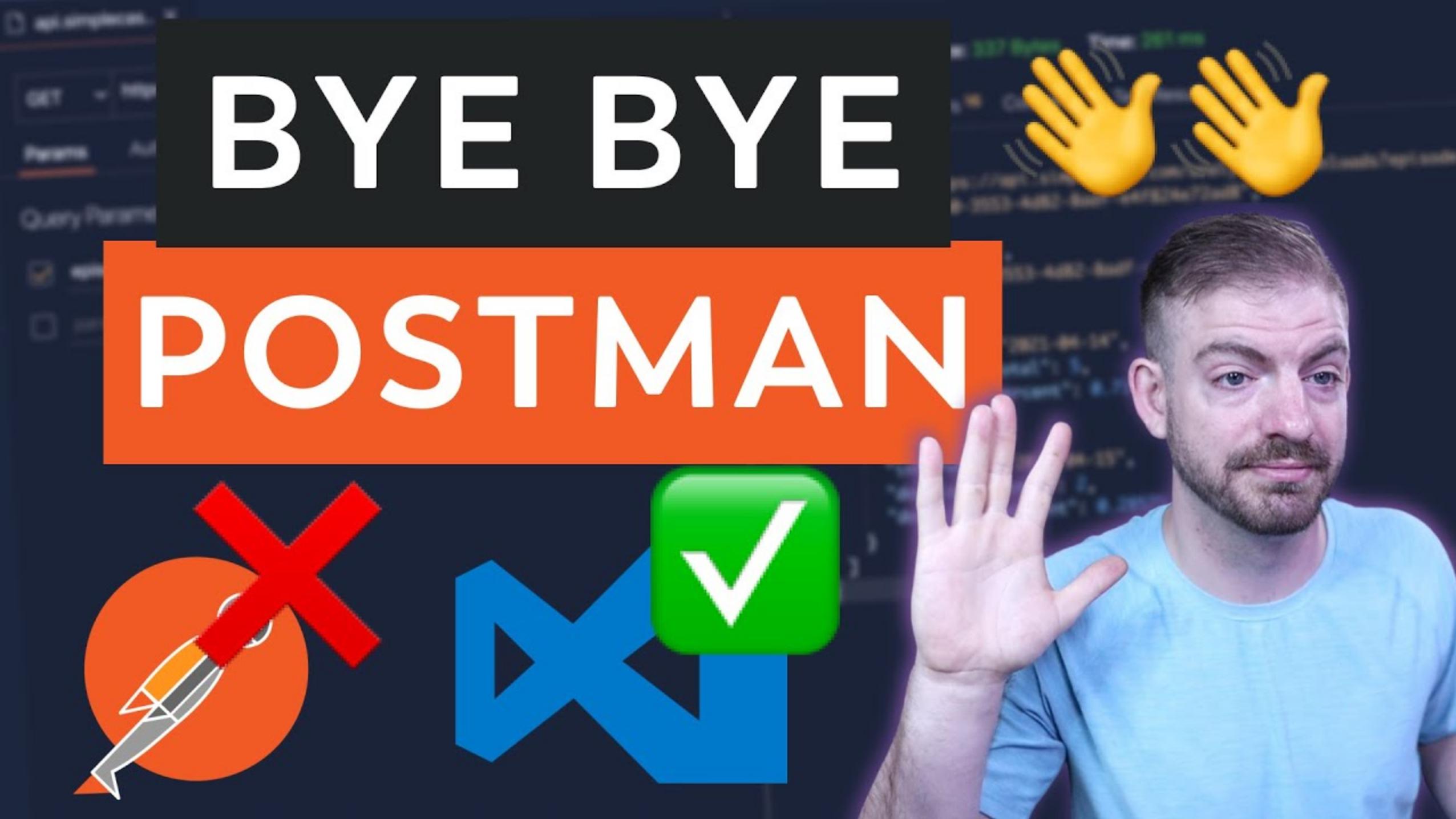 I Don't Need Postman
