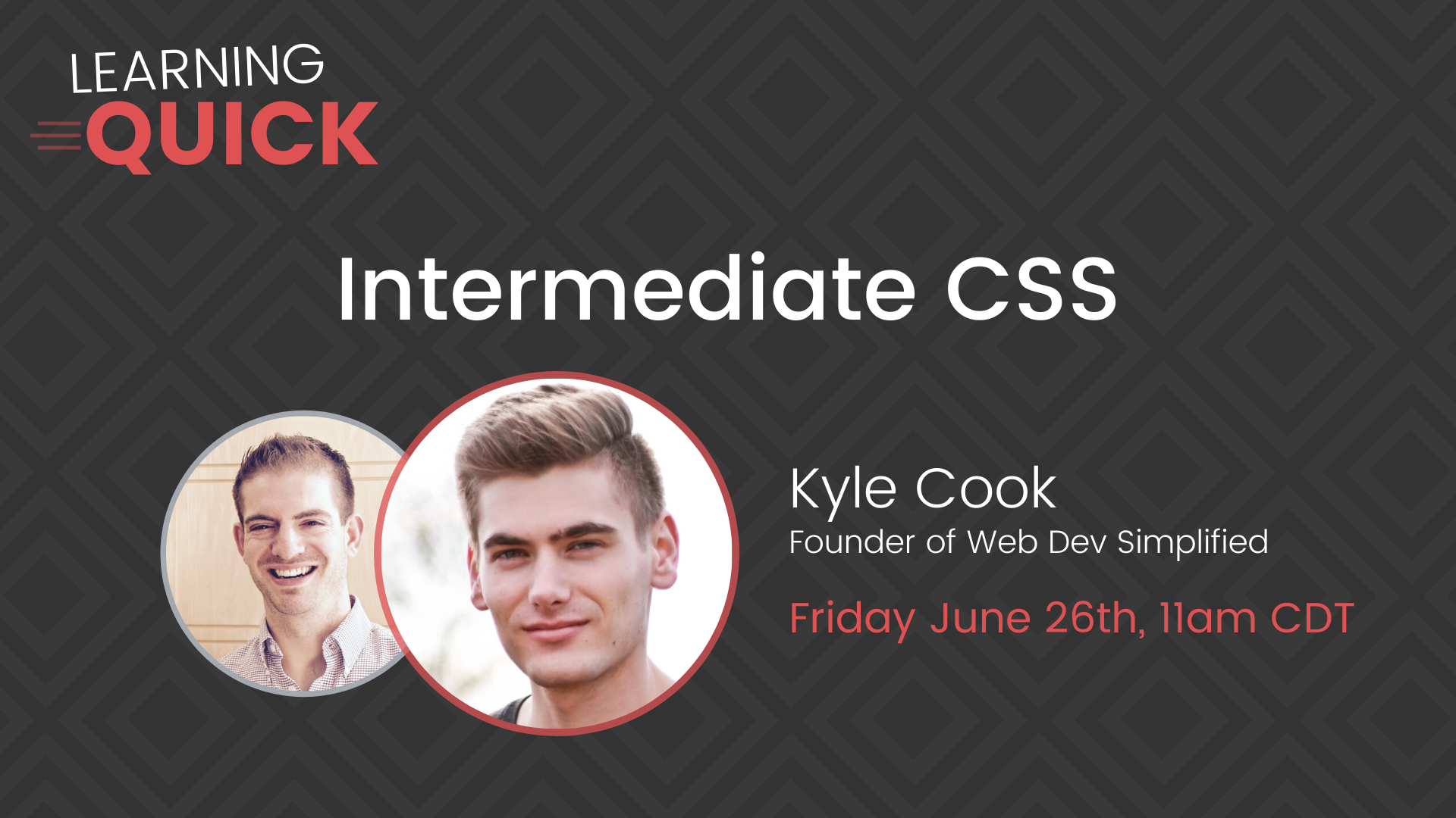 Intermediate CSS with Kyle Cook