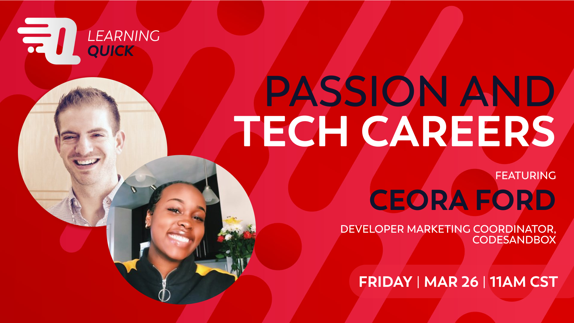 Passion and Tech Careers with Ceora
