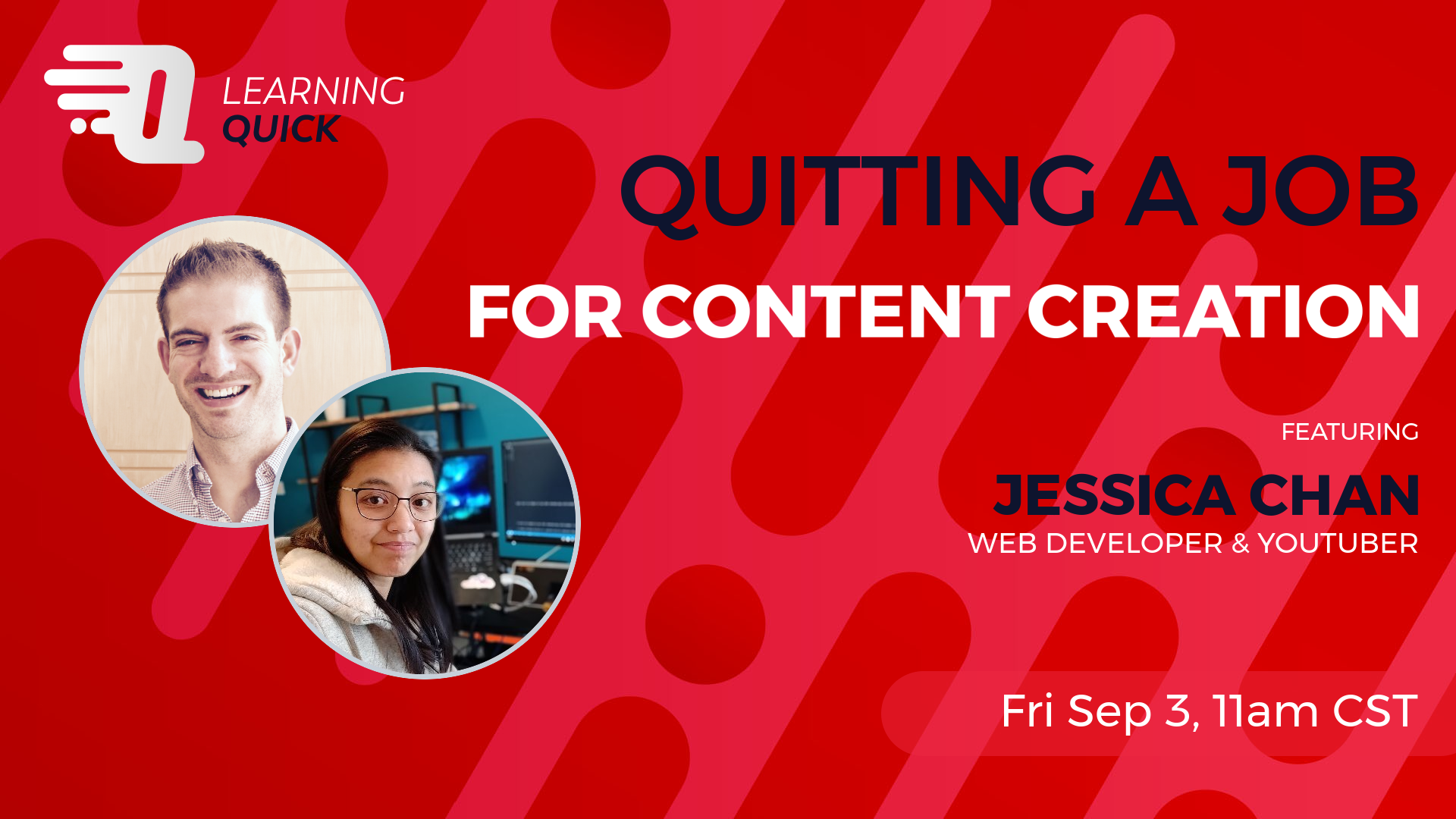 Quitting a Job For Content Creation with Jessica Chan
