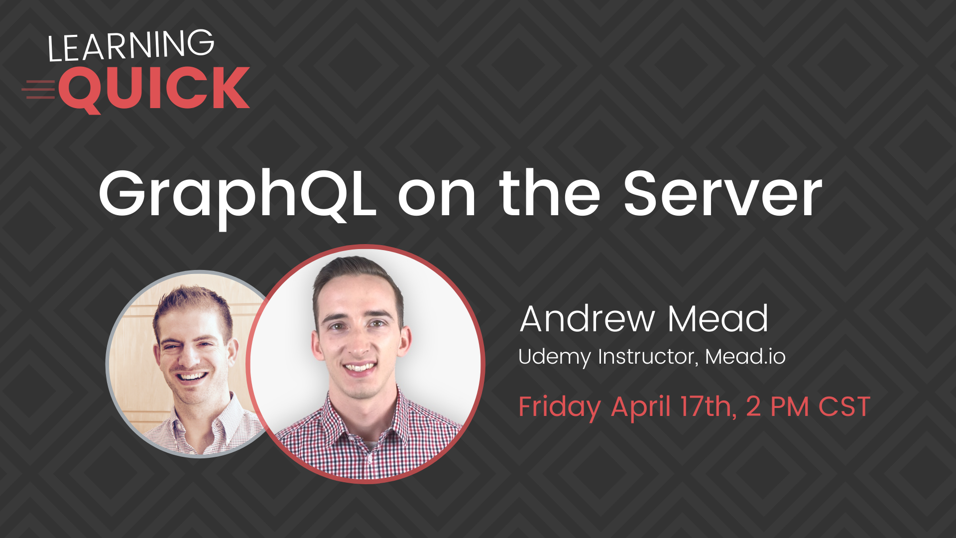 GraphQL with Andrew Mead