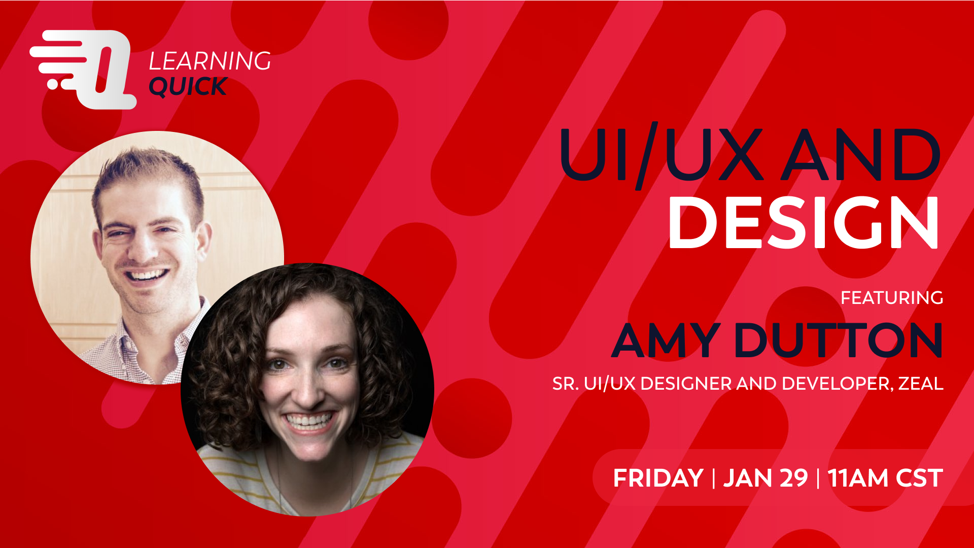 UI/UX and Design with Amy Dutton
