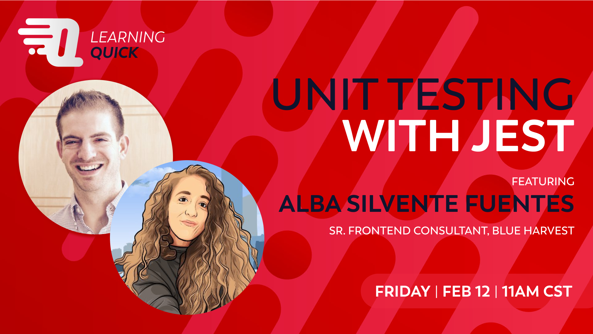 Unit testing with Jest with Alba Fuentes