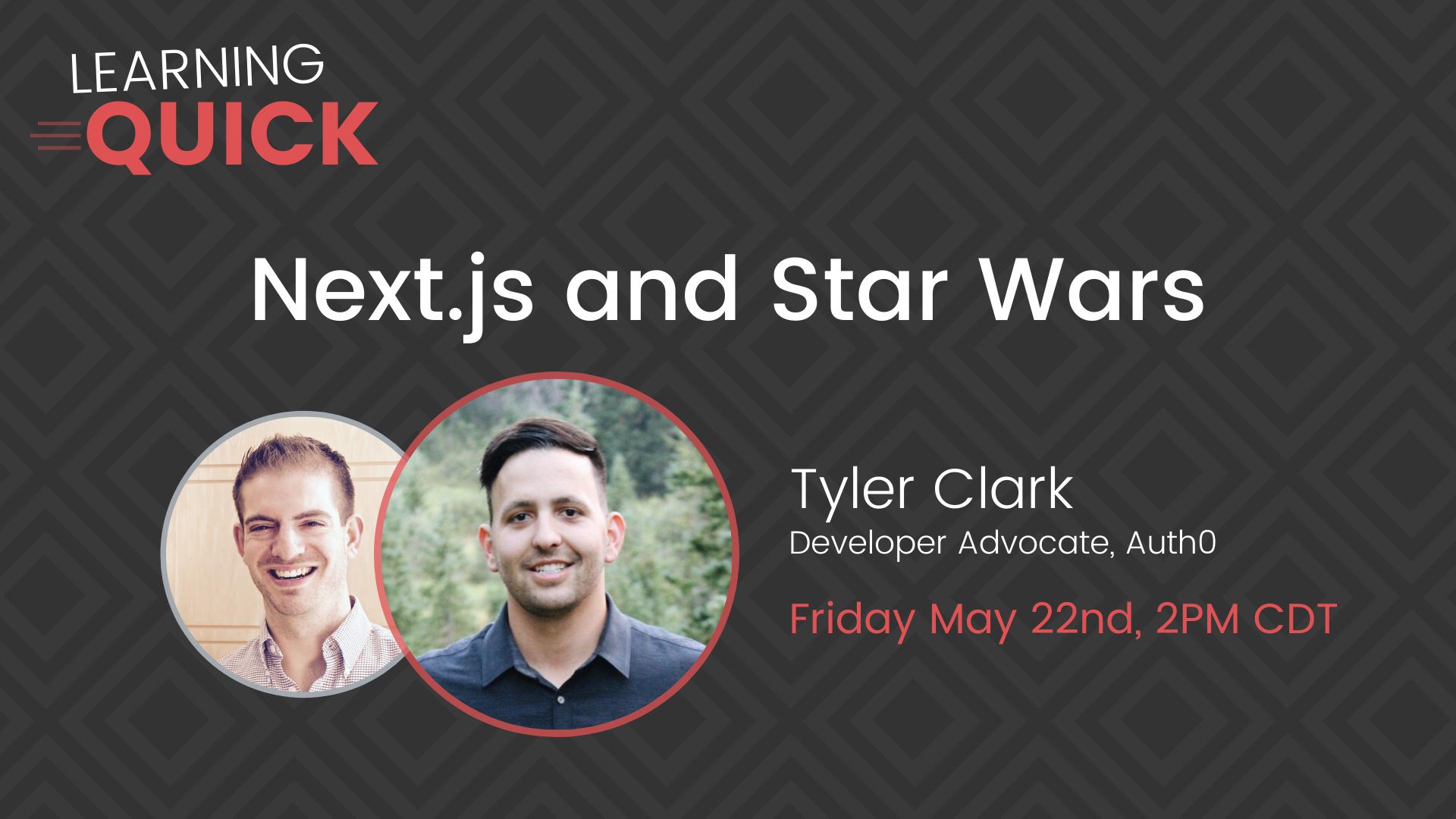 Next.js and Star Wars