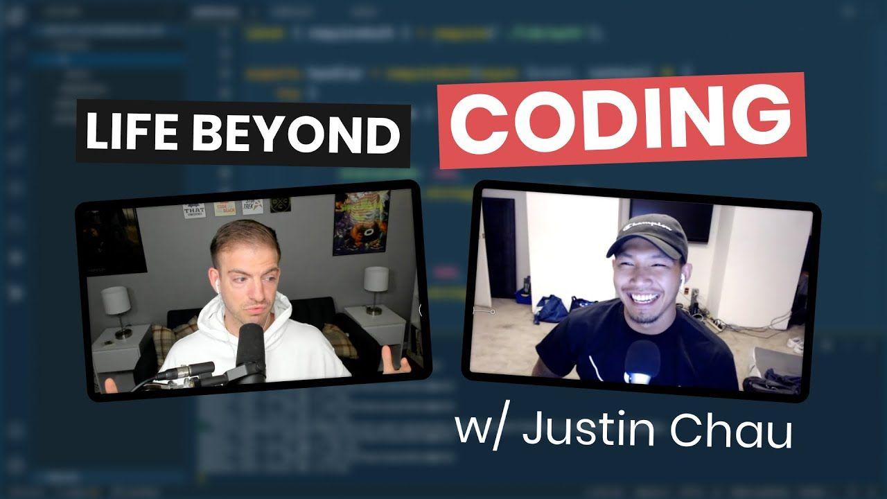 Beyond Coding with Justin Chau