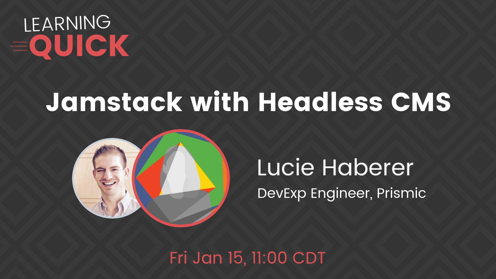 Dynamic Jamstack with Headless CMS with Lucie