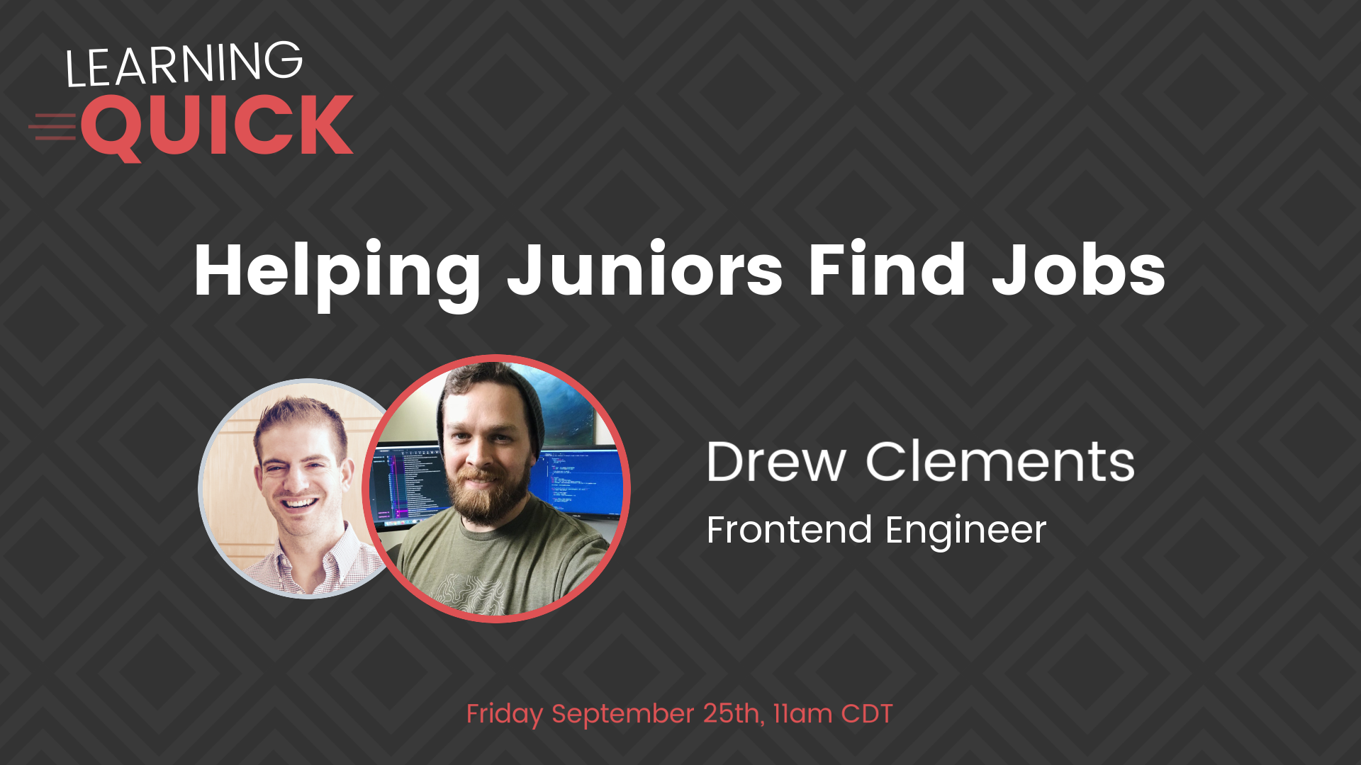 Helping Juniors Find Jobs with Drew Clements