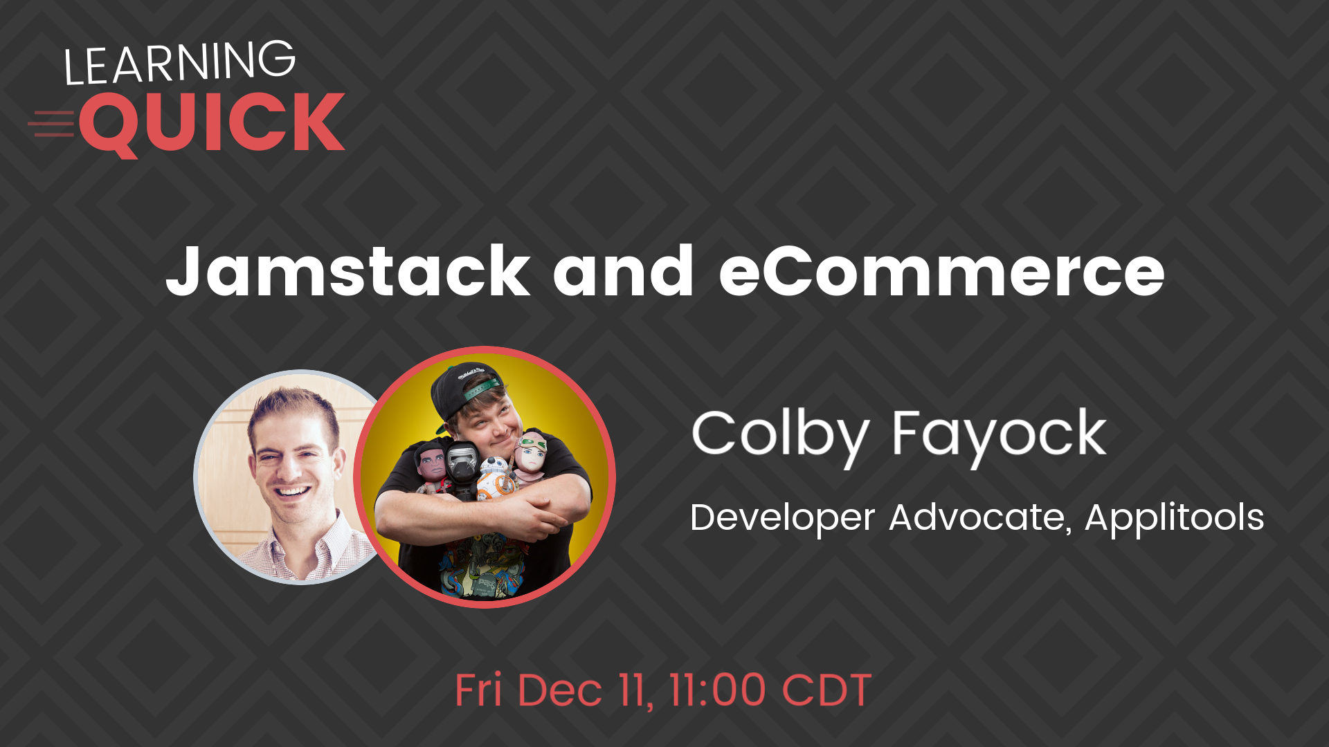 Jamstack and eCommerce with Colby Fayock